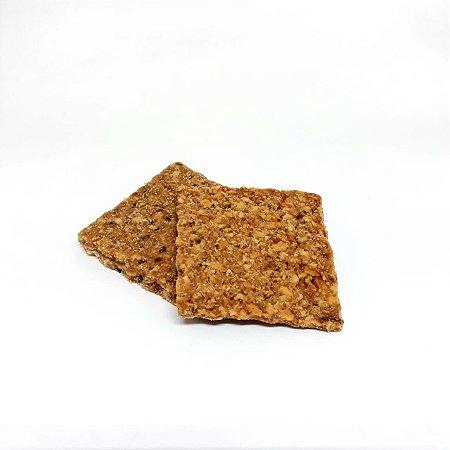 Biscoito Low Carb Amendoim, Açafrão e Chimichurri - a Granel