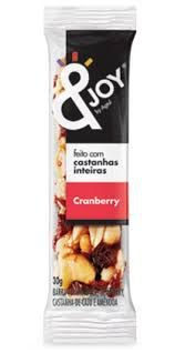 Barra Mixed Nuts Cranberry 30G &Joy