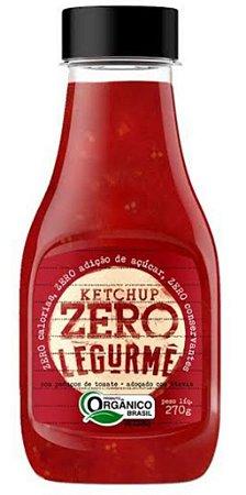 Ketchup Zero Orgânico Legurmê 270g
