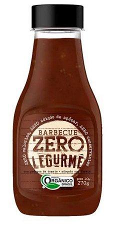 Barbecue Zero Orgânico Legurmê 270g