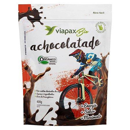 Achocolatado em Pó Orgânico Viapax Bio Sachê 400g