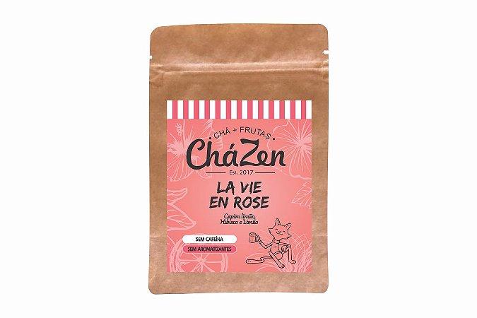 La Vie en Rose – CháZen (Chá)