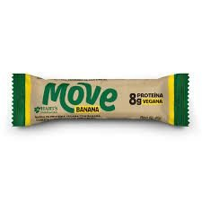 Barra De Proteína Move Banana 40g
