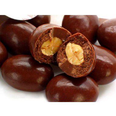 Amêndoas com chocolate 50% Diet - a granel