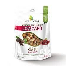Granola lowcarb Leve Crock 200g