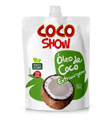 Óleo de Coco - Coco Show