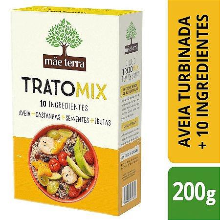 Trato Mix 10 Ingredientes 200g - Mãe Terra