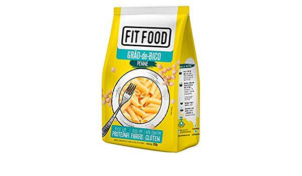 Massa de Grão de Bico Penne 200G - Fit Food
