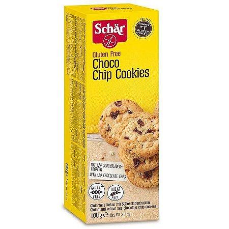 Choco Chip Cookies Sem Glúten 100g - Schar