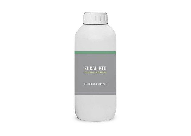 500mL Óleo essencial de Eucalipto (Eucalyptus citriodora) ORGÂNICO NÃO CERTIFICADO