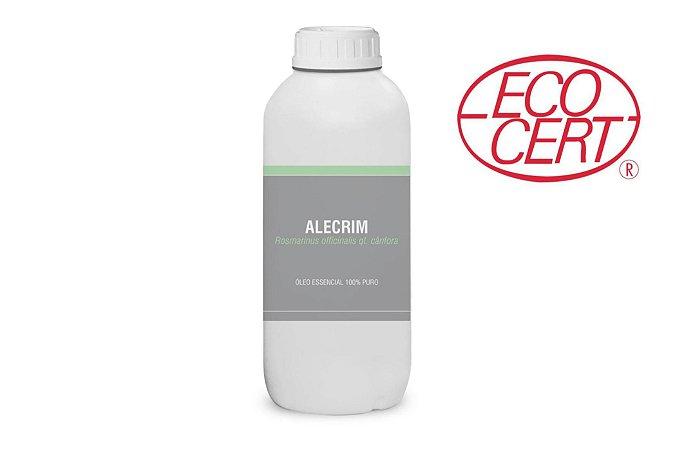 1L Óleo essencial de Alecrim (Rosmarinus officinalis QT Cânfora) ORGÂNICO