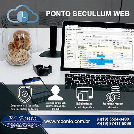 PONTO SECULLUM WEB