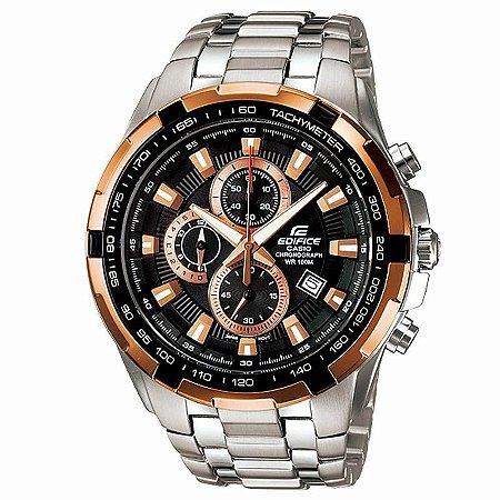 0b8bec3839e Relógio Masculino Casio Edifice EF-539D-1A5V - Hinckley - Sua loja ...