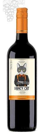 Vinho Fancy Cat Carmenere Tinto Seco