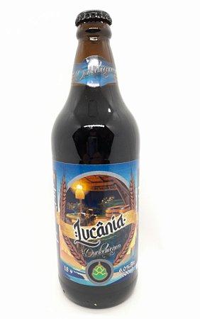 Cerveja Artesanal Lucânia Dunkelweizen - 600ml