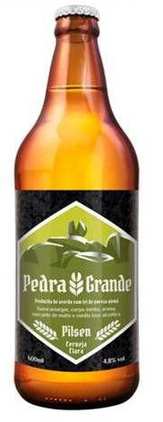 Cerveja Artesanal Pedra Grande Pilsen