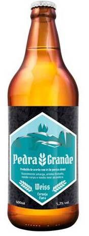 Cerveja Artesanal Pedra Grande Weiss