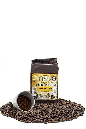 Café Mandu Moído - 500g - 100% arábica