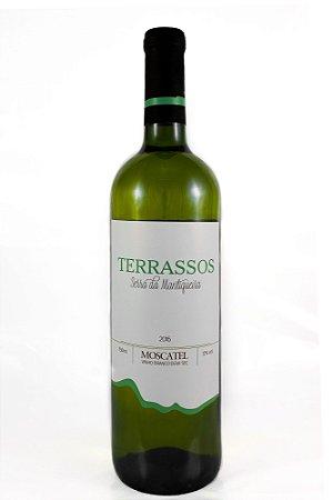 Vinho Terrassos - Branco Moscatel