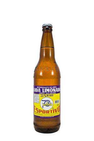 Refrigerante Esportivo Soda Limonada - 600ml