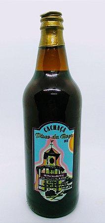 Pisco da Roça (Uva) - Bebida Mista Artesanal 600ml - Serra do Espinhaço - (Milho Verde/MG)