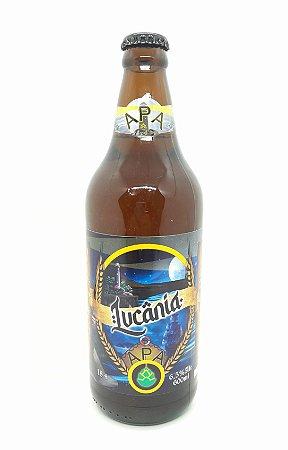 Cerveja Artesanal Lucânia APA 600ml