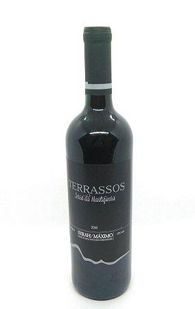 Vinho Terrassos Syrah / Máximo  - Tinto Seco - 750ml