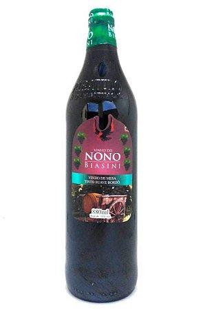 Vinho Nono Biasini Bordo Suave - 880ml