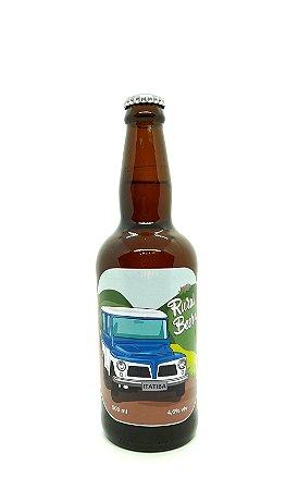 Rural Beer´s Cerveja Artesanal Session Pilsen 500ml