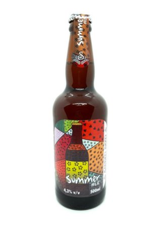 Sauber Beer Cerveja Summer Ale - 500ml