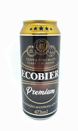 Ecobier Cerveja Premium lata 473ml