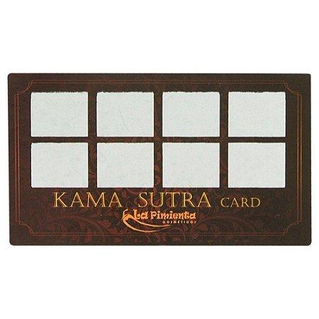 RASPADINHA KAMA CARD 5 UNIDADES LA PIMIENTA