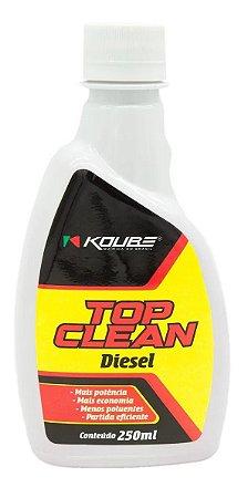 Koube Top Clean Diesel Aditivo Limpeza Bicos Combustível