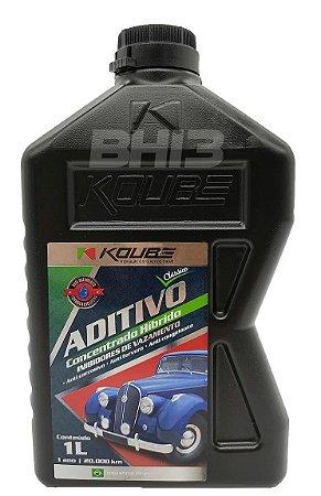 KOUBE Aditivo Radiador Concentrado Híbrido  Automóveis Carros