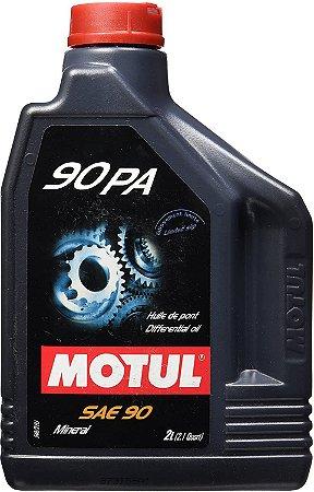 Motul 90 PA Óleo Cambio API GL-5,mil-l-2105 D Galão 2 Litros