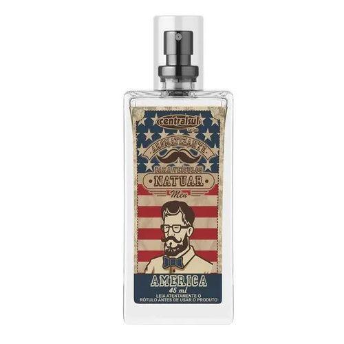 CENTRALSUL AMERICA Aromatizante Spray Natuar Men Old School 45ml