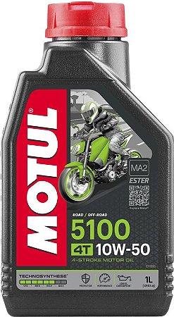 MOTUL 5100 10W50 4T Semissintético
