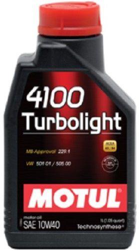 4100 TURBOLIGHT 10W40