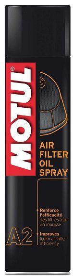 MOTUL A2 MC CARE ™ AIR FILTER OIL SPRAY