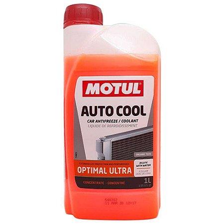 INUGEL OPTIMAL ULTRA Motul Liquido de Arrefecimento