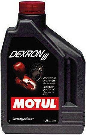 Óleo para Câmbio Motul Dexron III 2 Litros