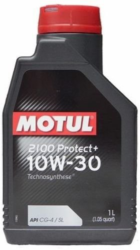 Óleo Motor Motul 10w30 Protect+ 1l 2100 Semissintético