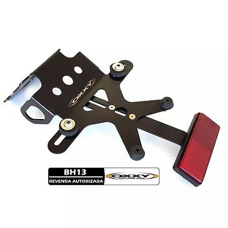 Suporte De Placa Eliminador Rabeta Oxxy Yamaha MT-09 Mt 09 Mt09