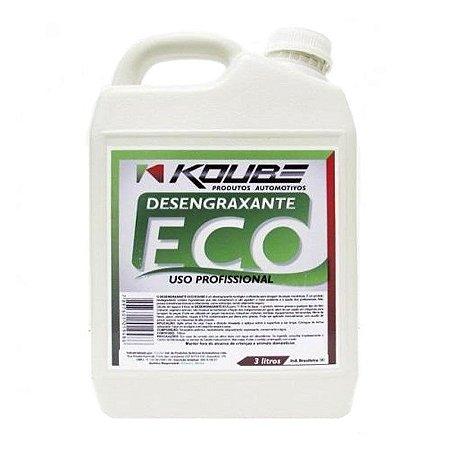 Desengraxante Koube Eco 3 Litros Uso Profissional