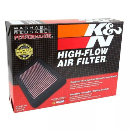 Filtro de Ar K&N Inbox Jetta TSI A3 Tiguan Fusca 33-2865 KN