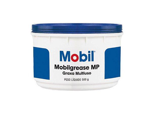 Graxa Mobil Multiuso Mobilgrease MP Graxa NLGI2 500g