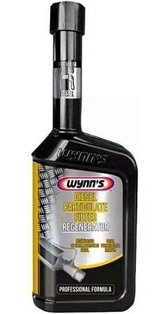 Limpador DPF Regenerador Diesel Wynns 500ml Wynn's