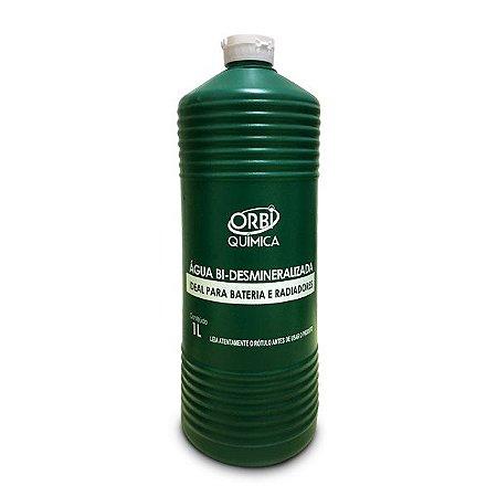Água Bi-desmineralizada ORBI para Baterias e Radiadores