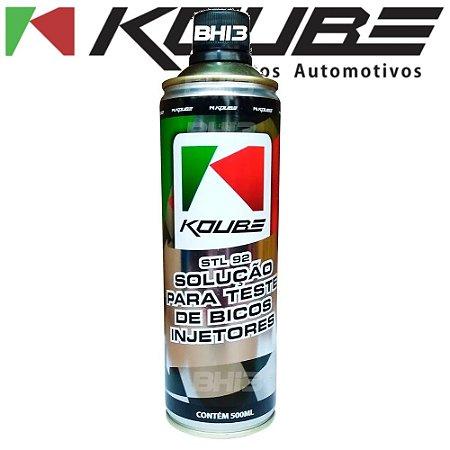 Solução para Teste de Bicos Injetores STL92 500ml Koube