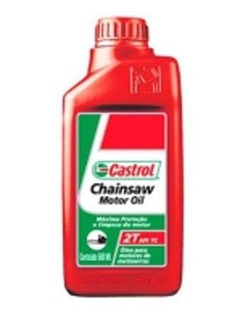 Oleo Castrol Gasolina 2t Motosserras, Geradores, Roçadeiras Chainsaw